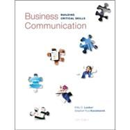 Business Communication:...,Locker, Kitty; Kaczmarek,...,9780073403267