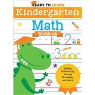 Kindergarten Math by Silver Dolphin Books, 9781645173267