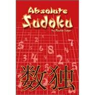 Absolute Sudoku,Zager, Masha,9780790613291