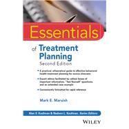 Essentials of Treatment Planning by Maruish, Mark E., 9781119533306