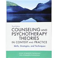 Counseling and Psychotherapy...,Sommers-Flanagan, John;...,9781119473312