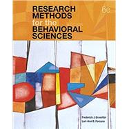 Research Methods for the...,Gravetter, Frederick J;...,9781337613316