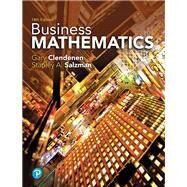 Business Mathematics,Clendenen, Gary; Salzman,...,9780134693323