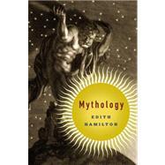 Mythology,Hamilton, Edith,9780316223331
