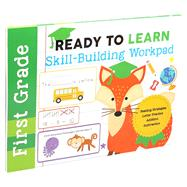 First Grade Skill-building Workpad by Silver Dolphin Books, 9781645173335