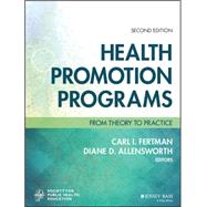 Health Promotion Programs,Unknown,9781119163336