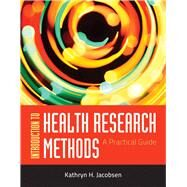 Introduction To Health...,Jacobsen, Kathryn H.,9780763783341