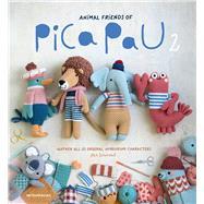 Animal Friends of Pica Pau 2...,Schenkel, Yan,9789491643354