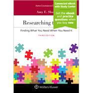 Researching the Law: Finding...,Sloan, Amy E.,9781543813364