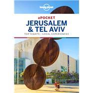 Lonely Planet Pocket Jerusalem & Tel Aviv by Morgan, MaSovaida; Grosberg, Michael; Isalska, Anita, 9781788683364