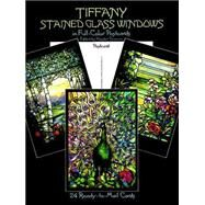 Tiffany Stained Glass Windows...,Duncan, Alastair,9780486253367