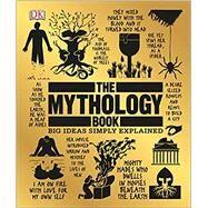 The Mythology Book,Wilkinson, Philip (CON);...,9781465473370