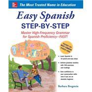 Easy Spanish Step-By-Step,Bregstein, Barbara,9780071463386