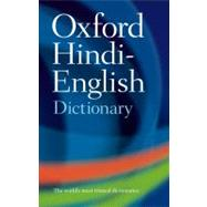 The Oxford Hindi-English...,McGregor, R. S.,9780198643395