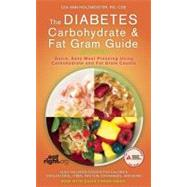 The Diabetes Carbohydrate and Fat Gram Guide by Holzmeister, Lea Ann, 9781580403405