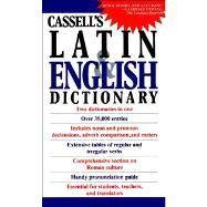 Cassell's Latin and English...,Simpson, D. P.,9780020133407