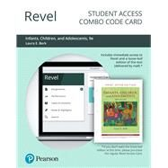 Revel for Infants, Children,...,Berk, Laura E.,9780135493427