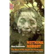 Nothing, Nobody by Poniatowska, Elena; Schmidt, Aurora Camacho De; Schmidt, Arthur, 9781566393454