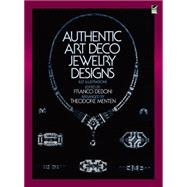Authentic Art Deco Jewelry...,Deboni, Franco,9780486243467