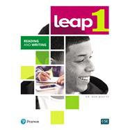 Leap 1 R/W (with My eLab...,Beatty, Ken,9782761383479