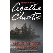 And Then There Were None,Christie Agatha,9780062073488