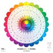 Studio Color Wheel 28 x 28...,Wolfrom, Joen,9781607053507