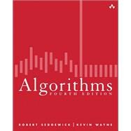 Algorithms by Sedgewick, Robert; Wayne, Kevin, 9780321573513