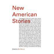 New American Stories,Marcus, Ben,9780804173544