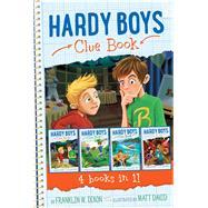 Hardy Boys Clue Book by Dixon, Franklin W.; David, Matt, 9781534453548