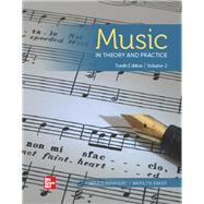 Music in Theory and Practice...,Benward, Bruce; Saker, Marilyn,9781260493559