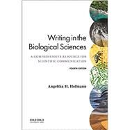 Writing in the Biological...,Hofmann, Angie,9780197543580