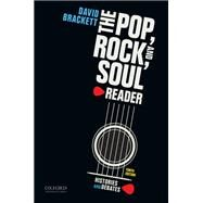 The Pop, Rock, and Soul...,Brackett, David,9780190843588
