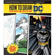 How to Draw Dc by Thunder Bay Press, 9781645173595