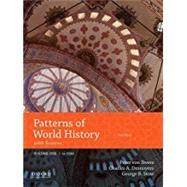 Patterns of World History...,Von Sivers, Peter; Desnoyers,...,9780190693602