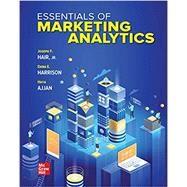 Essentials of Marketing Analytics by Hair, Joseph; Harrison, Dana E.; Ajjan, Haya, 9781264263608