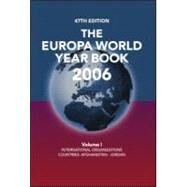 The Europa World Year Book...,Unknown,9781857433630