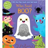 Who Said Boo? by Wu, Yi-Hsuan, 9781645173632