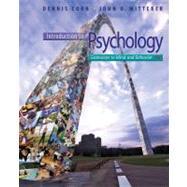 Introduction to Psychology...,Coon, Dennis; Mitterer, John...,9781111833633