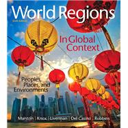 World Regions in Global...,Marston, Sallie A.; Knox,...,9780134183640
