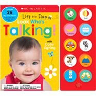 Look Who's Talking!: Scholastic Early Learners (Sound Book) by Scholastic, 9781338743647