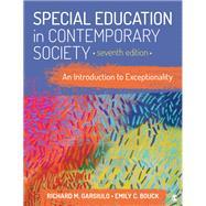 Special Education in...,Gargiulo, Richard M.; Bouck,...,9781544373652
