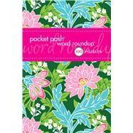 Pocket Posh Word Roundup 5...,The Puzzle Society,9781449433666