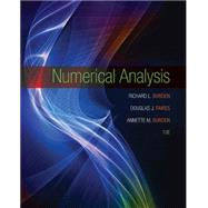 Numerical Analysis,Burden, Richard L.; Faires,...,9781305253667