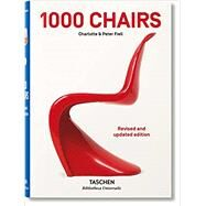 1000 Chairs,Fiell, Charlotte; Fiell, Peter,9783836563697