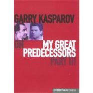 Garry Kasparov on My Great...,Kasparov, Garry,9781857443714