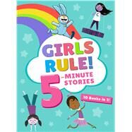 Girls Rule! 5-minute Stories by Houghton Mifflin Harcourt, 9780358163725