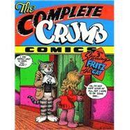The Complete Crumb Comics Vol. 3: Starring Fritz the Cat by CRUMB,ROBERT, 9780930193751