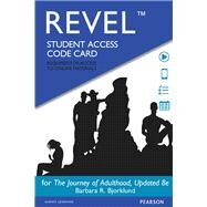 REVEL for Journey of Adulthood  -- Access Card by Bjorklund, Barbara R., Ph.D, 9780133973754