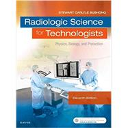 Radiologic Science for...,Bushong, Stewart Carlyle,9780323353779