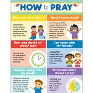How to Pray Chart by Carson-Dellosa Publishing Company, Inc., 9781483853796